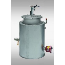 Heated Material Tanks