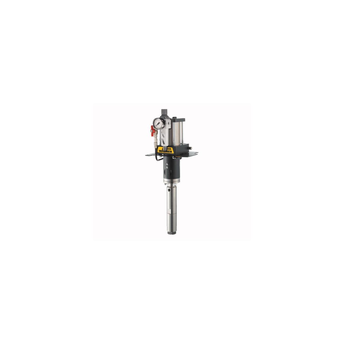 High Pressure Piston Pump : Wagner evomotion s high pressure piston pump