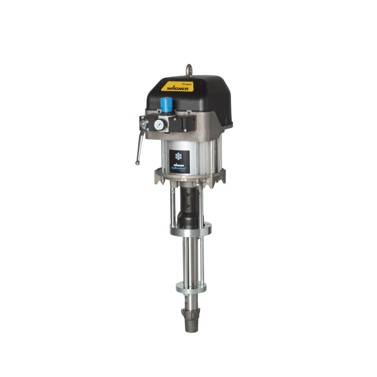 High Pressure Piston Pump : Wagner jaguar high pressure piston pump