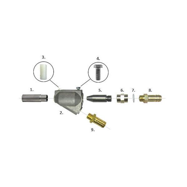 Ersatzteile Fur Sandstrahlpistole Typ 4 1 00