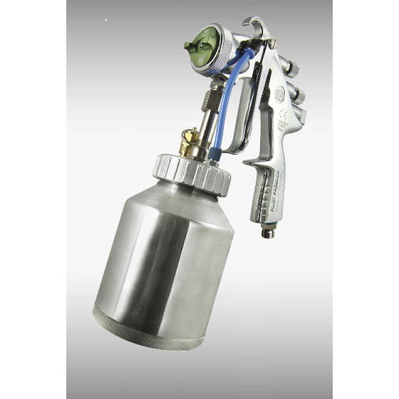 Walther Pilot Premium spray gun Standard with suspended