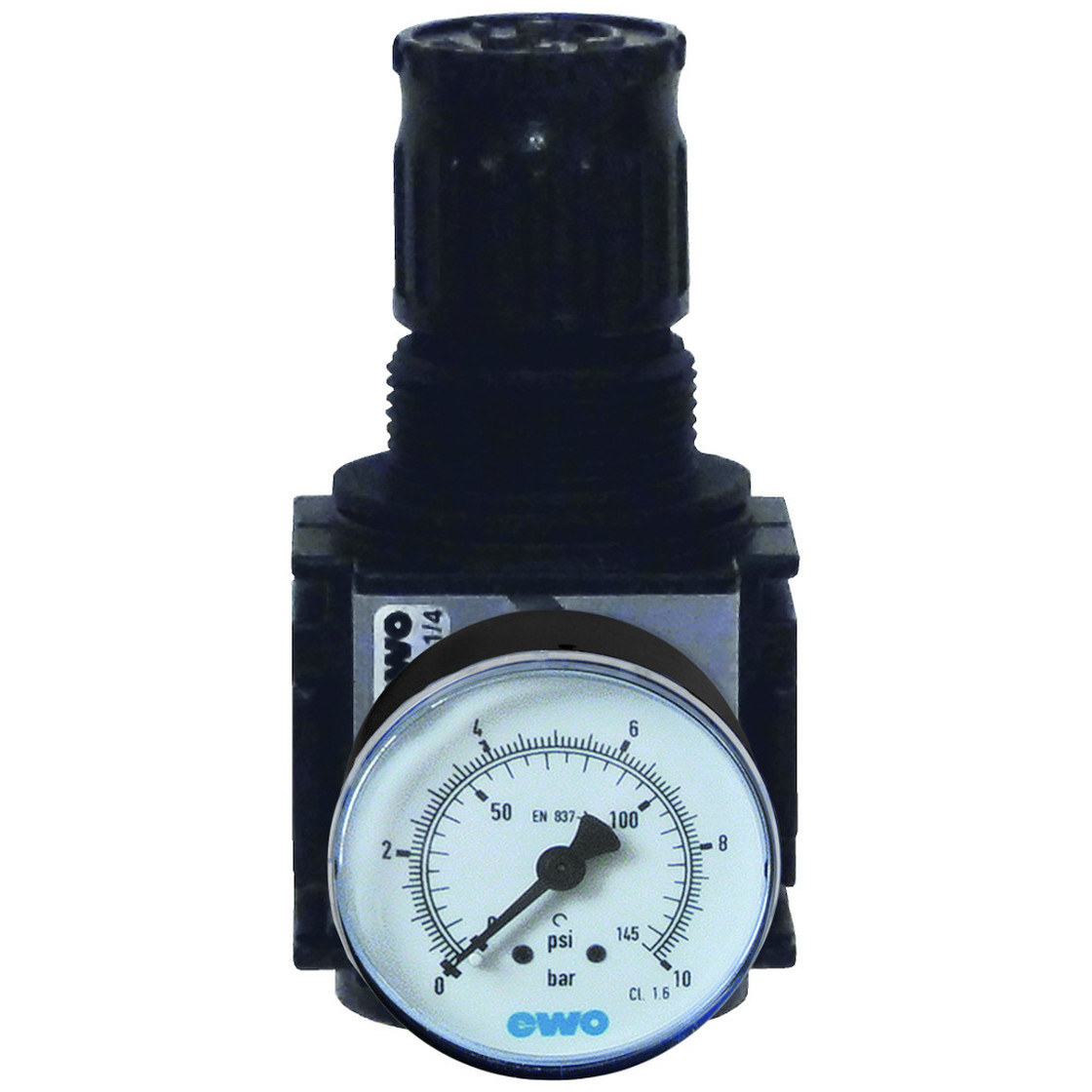 Precision Pressure Gauges : Precision pressure regulators ewo variobloc type w