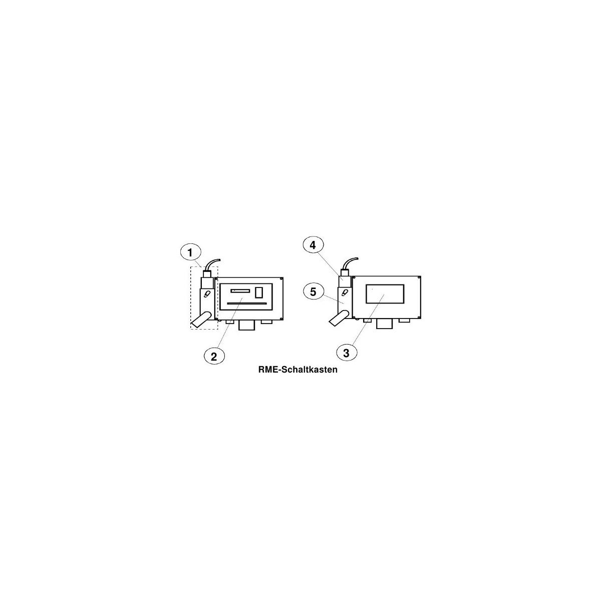 Schön Frachtleitsystem Schaltkasten Zeitgenössisch - Elektrische ...